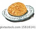 蜜瓜包 甜 小甜麵包 15616141