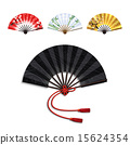 Folding Fan Set 15624354