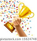 award, trophy, cup 15624748