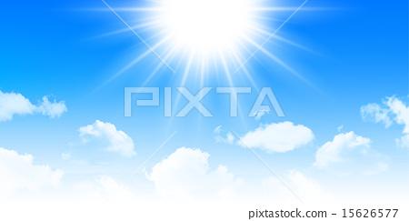 天空风景背景 15626577