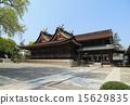 吉备津神社 晴朗 吉备 15629835