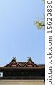 吉备津神社 主殿区 拜殿 15629836