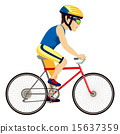 Cyclist Man Professional 15637359