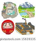 gunma prefecture, vector, vectors 15639335