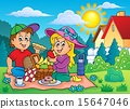 Picnic theme image 2 15647046
