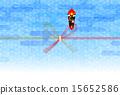 仪式折纸 年中礼物 海洋 15652586
