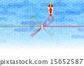 仪式折纸 年中礼物 海洋 15652587