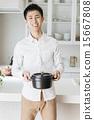 平底鍋 鍋 壺 15667808