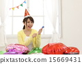 festive, home party, cracker 15669431