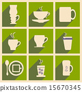 shadow coffee break 15670345