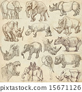 hand drawn heavy 15671126