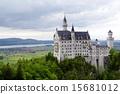 新天鵝堡 15681012