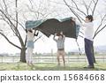 來野餐的家庭 15684668