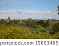 turkey, ruins, side 15693465