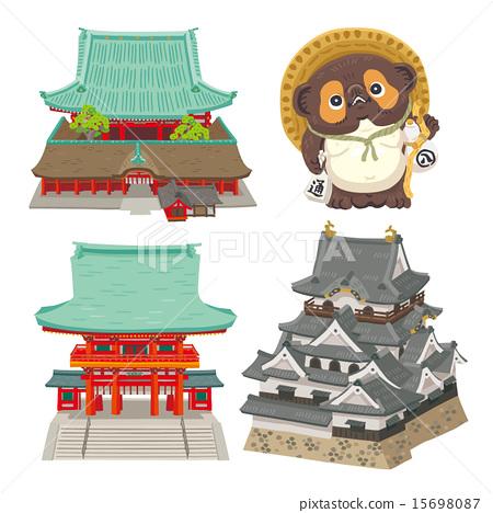 滋賀旅遊勝地 15698087