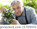 senior, elderly, gardening 15709445