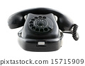 phone, black, antique 15715909
