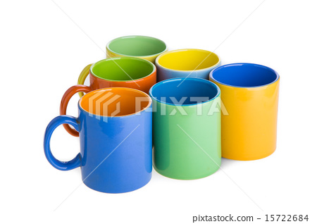 Colorful cups 15722684