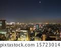 東京暮光之城夜景 15723014