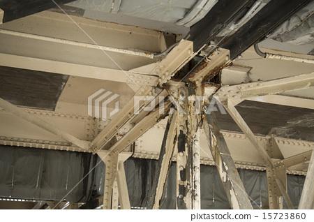 惡化 鐵柱 剝去 15723860