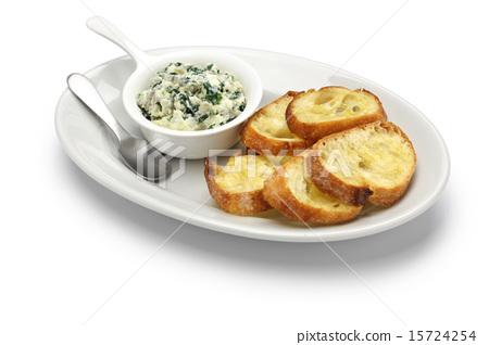 dip, garlic, vegan 15724254