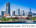 横滨 地标大厦 红砖仓库 15731361