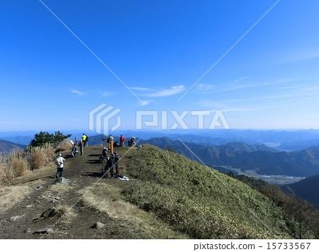 千ヶ峰 산정 15733567