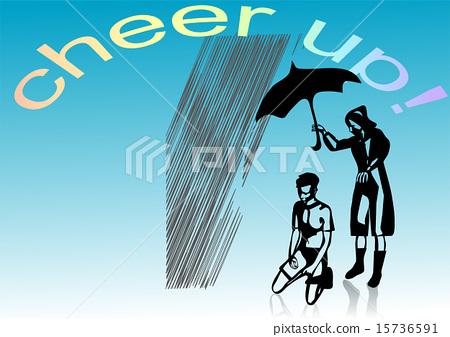 cheer up 15736591