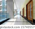3d futuristic corridor 15740557