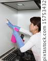 清潔系統廚房 15753432