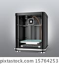 printer, printers, 3d 15764253