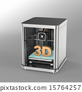 printer, printers, 3d 15764257