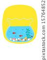 金魚缸 魚 金魚 15764852
