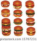 hamburgers 15767231