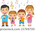Karaoke family 15769700