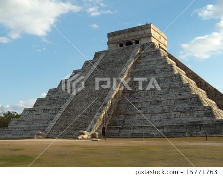 Advent of Mexico, Chichen Itza, Clucan 15771763