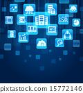 Bid Data concept 15772146