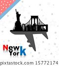 New york skyline 15772174
