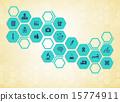 molecule, background, business 15774911