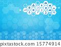 molecule, background, business 15774914
