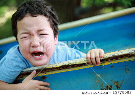 Stock Photo: cry, person, kid