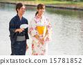 年轻夫妇形象 15781852