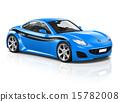 Super Car Elegant Automobile Contemporary Coupe Transportation C 15782008