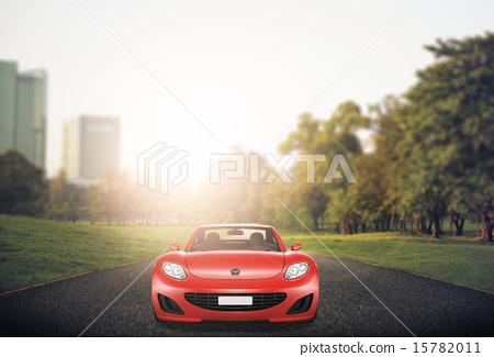 Comtemporary Car Elegance Vehicle Transportation Luxury Performa 15782011