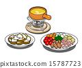 cheese, fondue, western 15787723