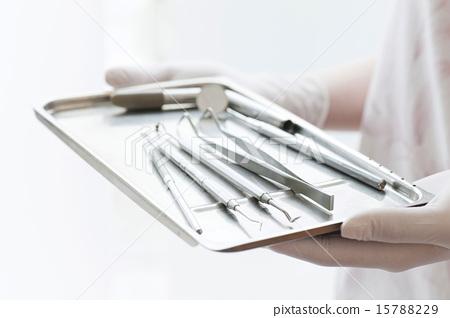 치과 의사의 기본 세트 15788229