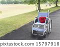 輪椅 心 護理圖片 15797918