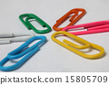 Paper clips 15805709