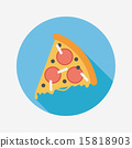 pizza food icon 15818903