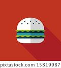 小圆面包 矢量 矢量图 15819987